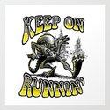 Keep on Runnin' by bleee
