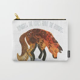 We Are Wild. Carry-All Pouch