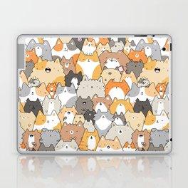Cats, Kitties and a Spy Laptop & iPad Skin
