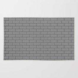 Grey Wall Rug