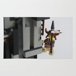Lego Indian climbing Rug
