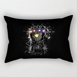 Infinity gems Rectangular Pillow