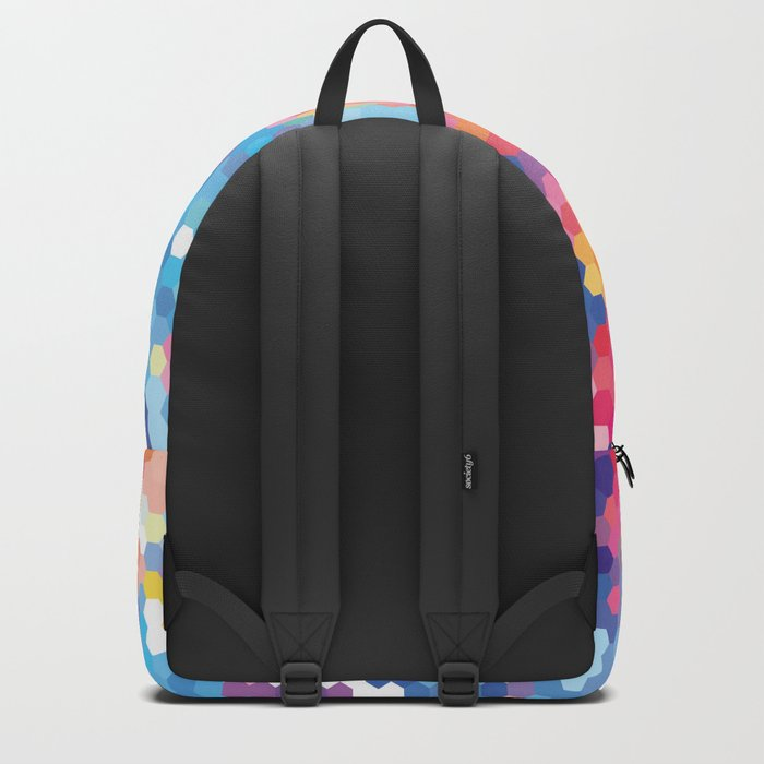 Summer Garden II Backpack