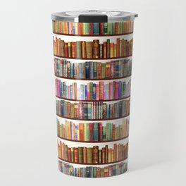 Jane Austen Vintage Book collection Travel Mug