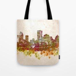 Design 46 City Skyline Tote Bag