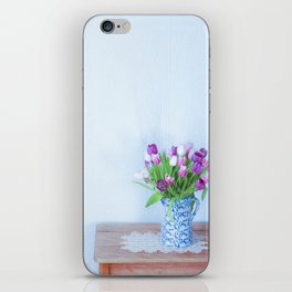 Exhilaration of Spring iPhone Skin