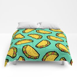 It's Taco Time! Comforters