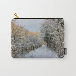 Winter Walkway Carry-All Pouch