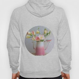 Coffee, Tea or Flowers Hoody