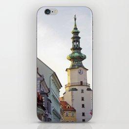 Bratislava Tower iPhone Skin