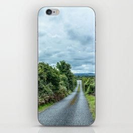 The Rising Road, Ireland iPhone Skin