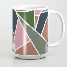 Terra Cotta Mosaic Coffee Mug