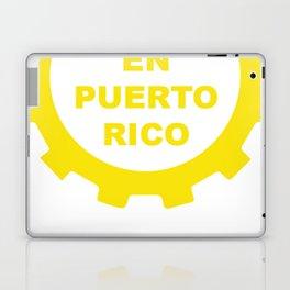 Hecho En Puerto Rico Laptop & iPad Skin