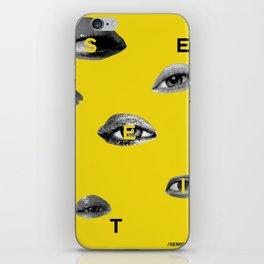 See It iPhone Skin
