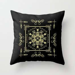 Airy Throw Pillow
