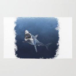SHARK, Great white Rug