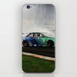 James Deane Drift Car iPhone Skin
