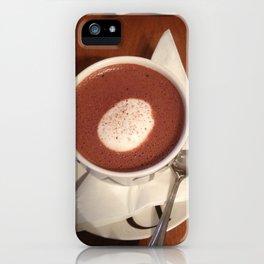 Hot Chocolate  iPhone Case