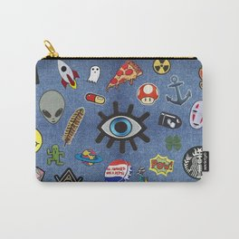 Patch Extravaganza Carry-All Pouch