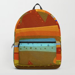 Textures/Abstract 143 o.c. Backpack