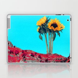 Giant Helianthus Laptop & iPad Skin