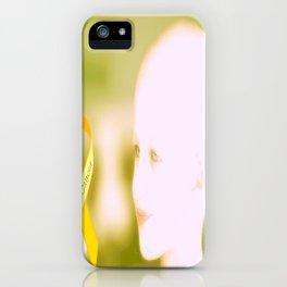 Golden Child iPhone Case