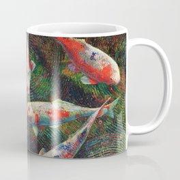 Volunteer Park Koi #5 Coffee Mug
