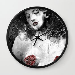 Mother's Milk Wall Clock