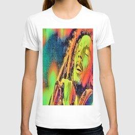 Artistic Marley T-shirt