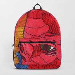 Two fools deal Backpack