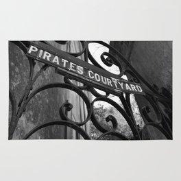 Pirates Courtyard Rug
