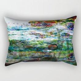Ode of the Okapi Rectangular Pillow