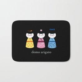 Thank you - Domo Arigato Bath Mat