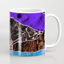 Textured lands Coffee Mug