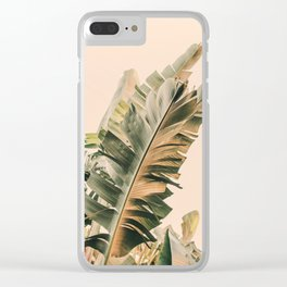 Growing Green Clear iPhone Case