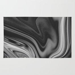 LAVA - BLACK Rug