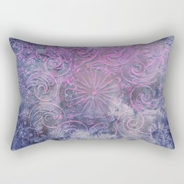 Boho Deco Rectangular Pillow