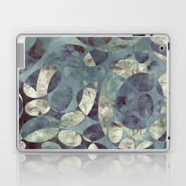 Background Metallic Ocean II Laptop & iPad Skin