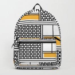 Hotel Montserrat -Detail- Backpack