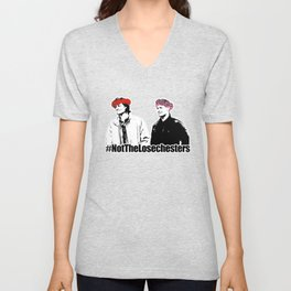 Not The Losechesters Unisex V-Neck