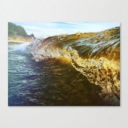 Northern Waves 02 Canvas Print