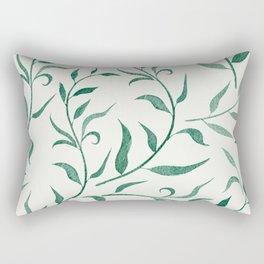 Leaves 4 Rectangular Pillow