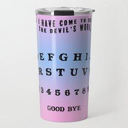 Ouija Board Travel Mug
