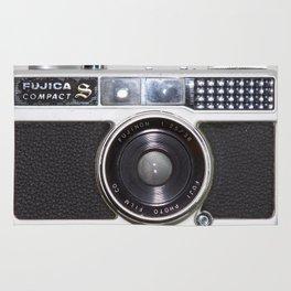 Vintage film camera Fujica Compact 1 Rug