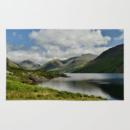 Wastwater Lake District Rug