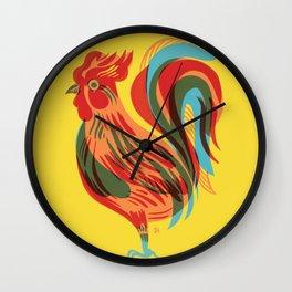 Cock! Wall Clock