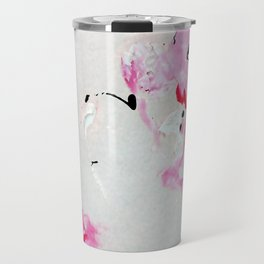 Cy in the Sky - The Copy is a Homage Travel Mug
