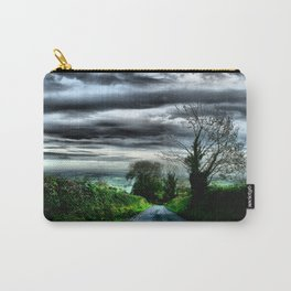Irish Skies Carry-All Pouch