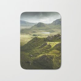 Isle of Skye, Scotland Bath Mat