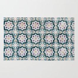 Portuguese Tiles Rug